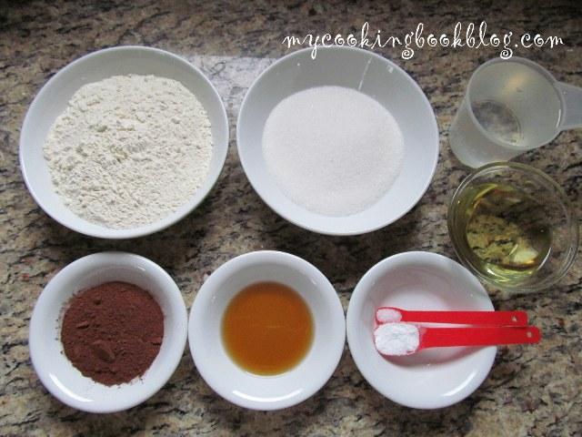 Шоколатина без яйца или постен шоколадов сладкиш