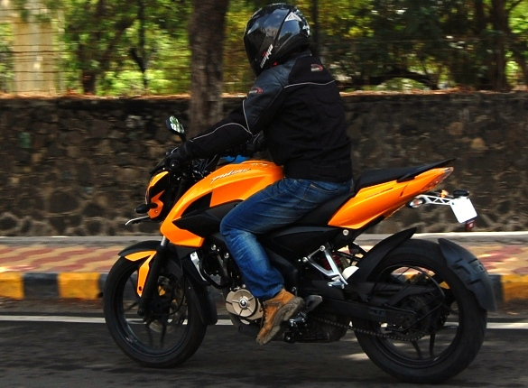 Ride Review Pulsar 200ns Return Of The King Bike