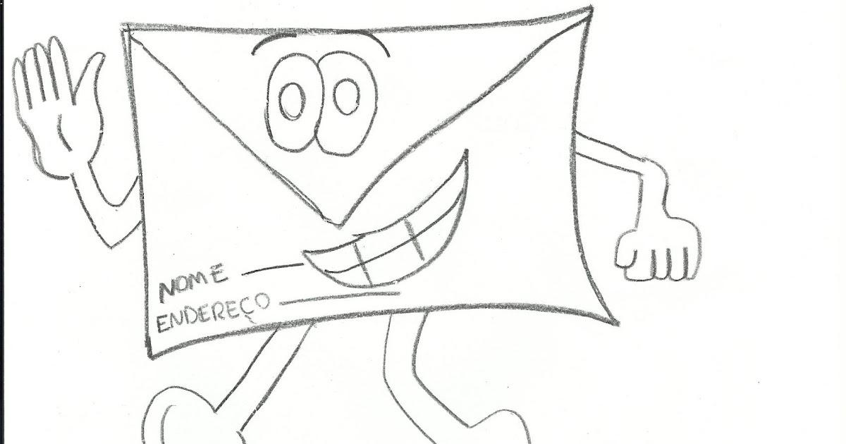 Desenhos Para Colorir: Desenho Infantil Para Colorir De