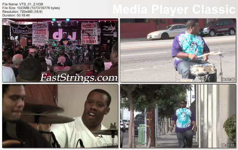Kick Snare Hat: Superstar Drummers of Hip Hop and R&B