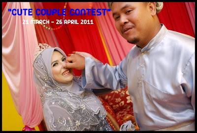 Cute couple contest