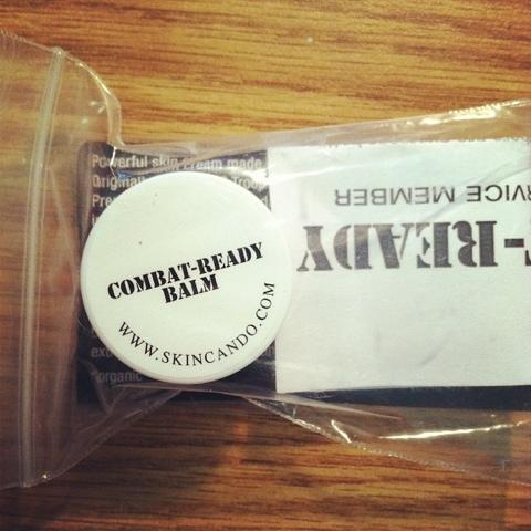 Gem in the Trohv: Skincando Combat-Ready Balm