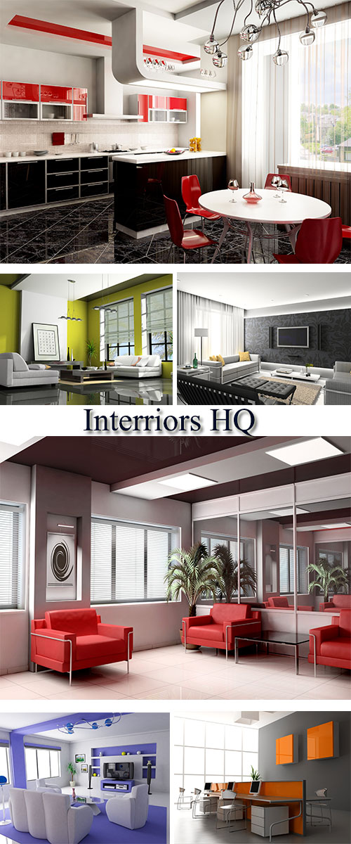 Stock Photo: Interriors HQ