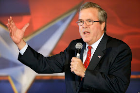 Jeb Bush calls on CPAC to reach out