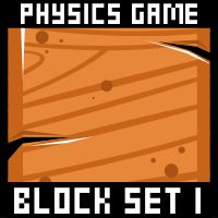 Physics Game Block Sprite 1