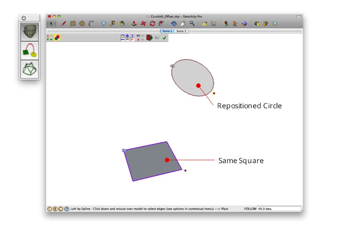 Organic modeling made simple with Curviloft | SketchUp Blog