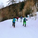 Wandern - Schneeschuhw. Langtaufers02.01.12