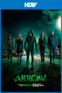 Arrow 3ª Temporada 720p HDTV Legendado