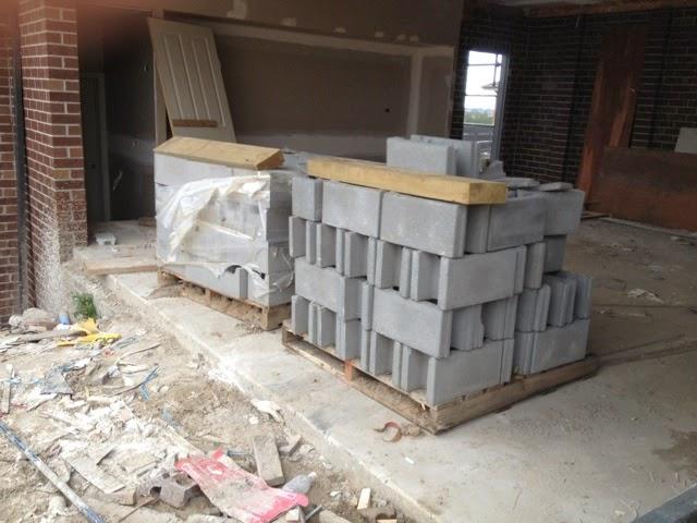 besser block retaining wall