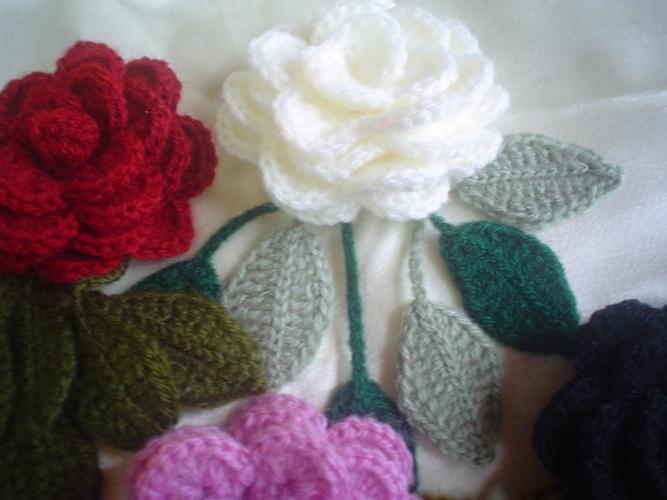Flores Sencillas De Ganchillo Cheap Flores Sencillas De Ganchillo