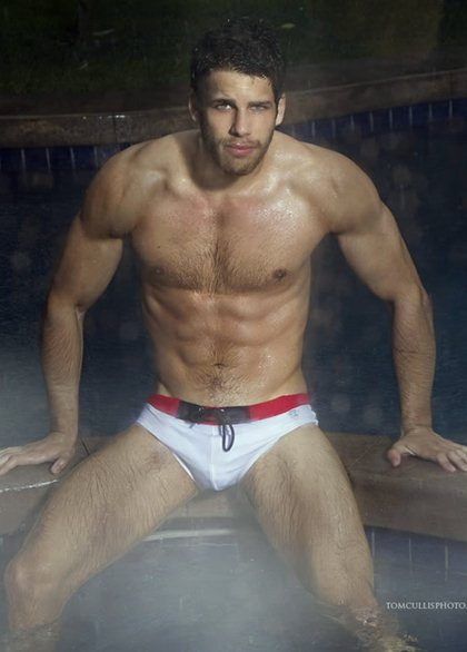 Random Hot Photos of Sexy Muscular Guys - Photos Set 18