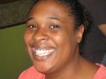 Micaela, big smile