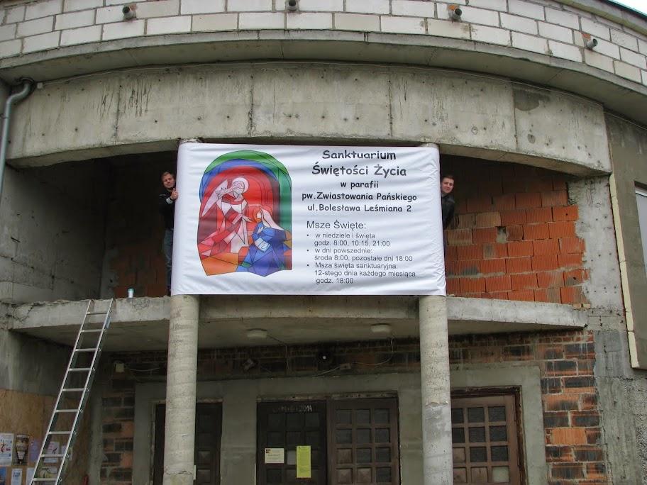 Sanktuarium Świętości Życia w Poznaniu