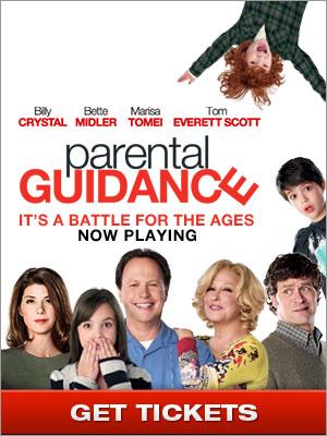 Phim Khi Cháu Là Siêu Quậy - Parental Guidance
