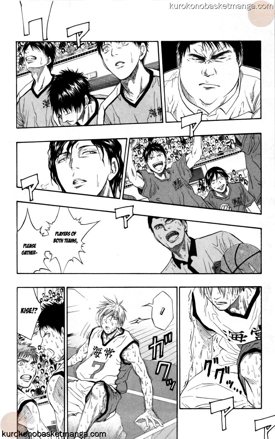 Kuroko no Basket Manga Chapter 73 - Image 04
