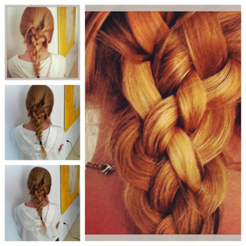 how to do a french braid dutch braid fish braid