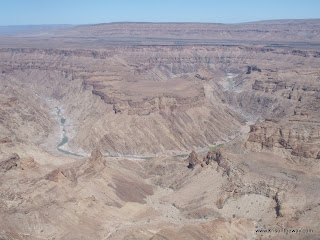 32 Fish River Canyon, Namibia Nov14