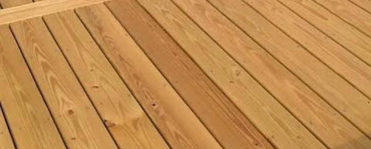 replace old deck boards