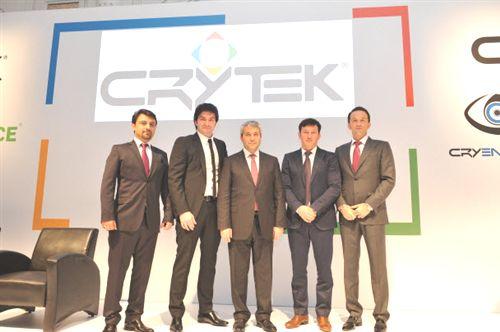 Crytek'in Kurucusu Cevat Yerli'den Türkiye Ofisi Açılış Konuşması!