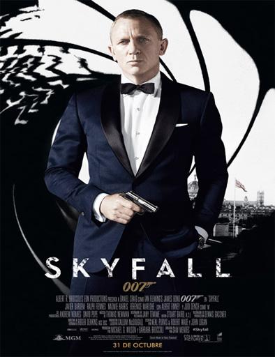 Poster de Skyfall