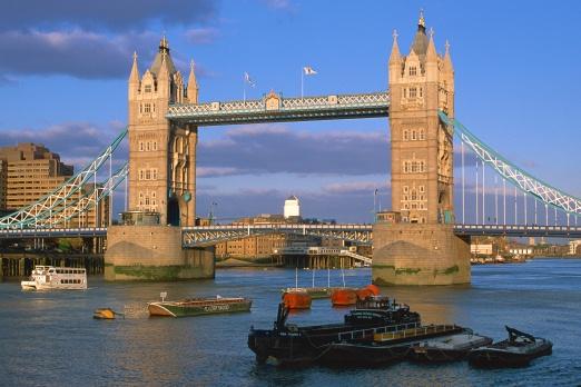 タワーブリッジ(ロンドン)/イメージ
