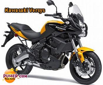 Kawasaki Versys, Harga dan spesifikasi Kawasaki Versys