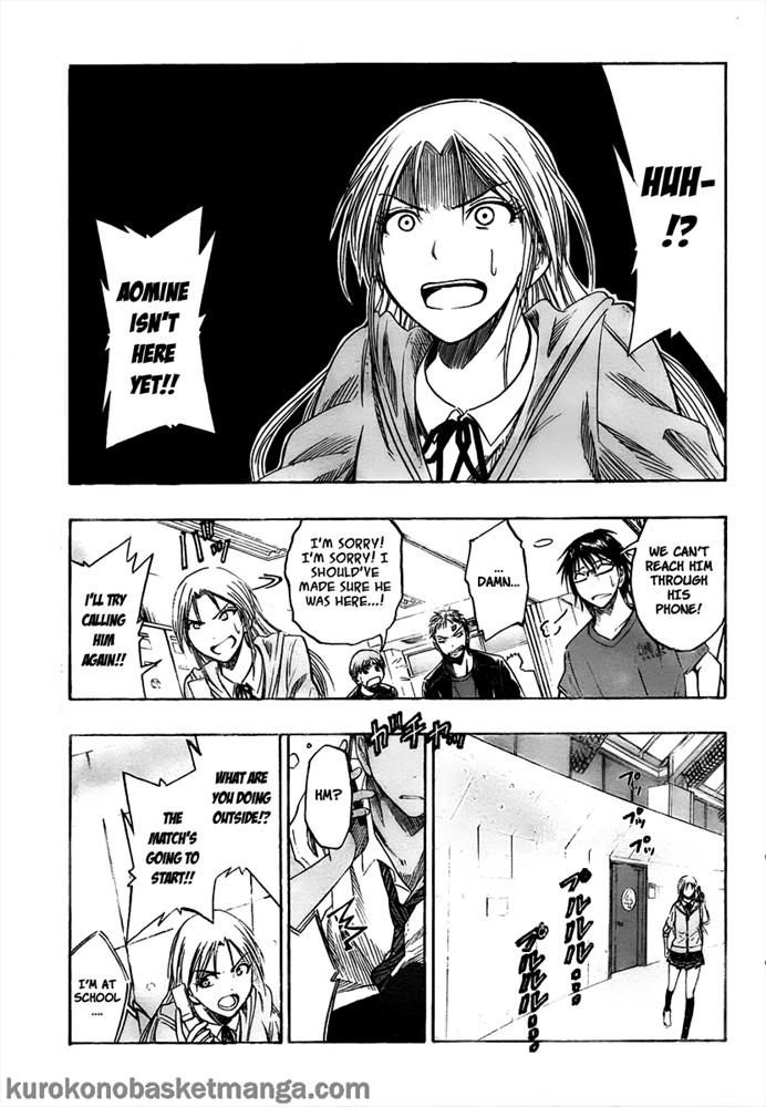 Kuroko no Basket Manga Chapter 42 - Image 11