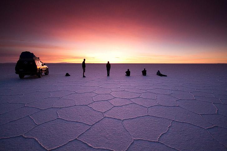 Bolivia Salt Flats (21 Top Travel Destinations 2015).