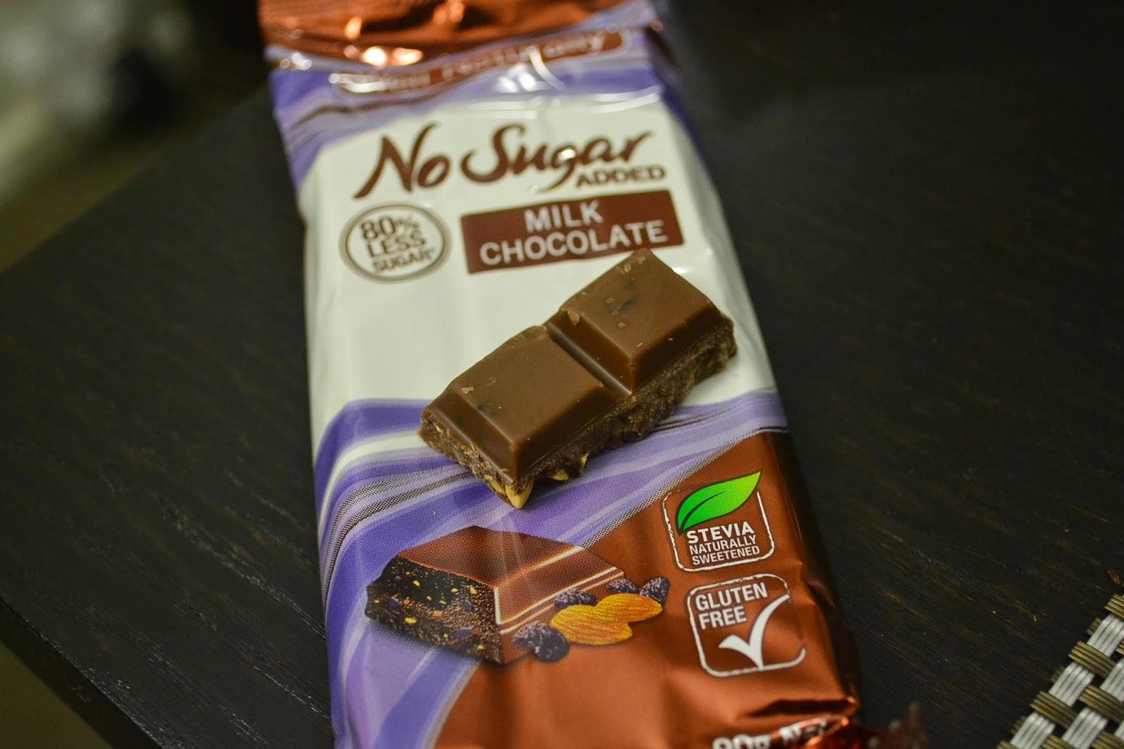 Fruit & Nut Milk Chocolate