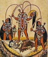 Goddess Chinnamasta Image