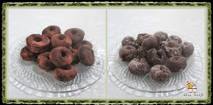Rosquinha de chocolate 3