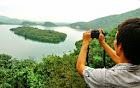 Khám phá hồ Truồi