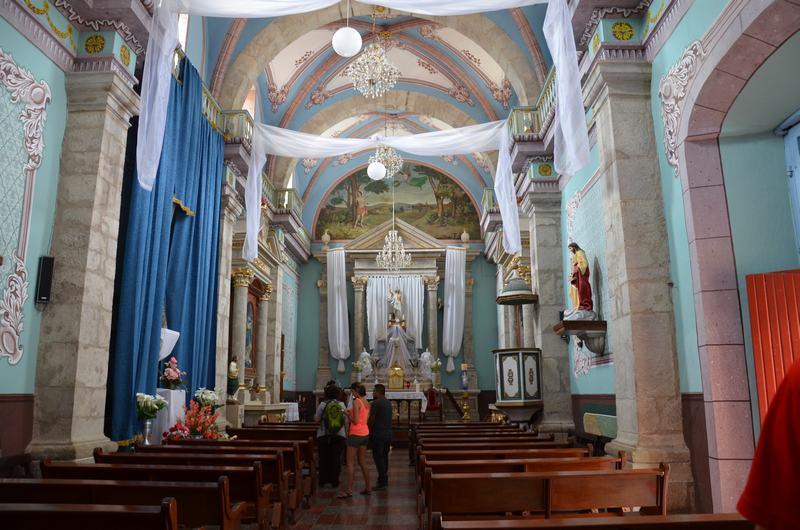 Iglesia San Sebastián del Oeste