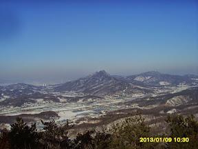 의정부106번종점~천보산~동두천칠봉산~동두천중앙역