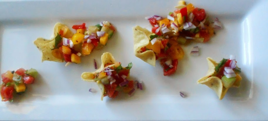 5 Vegetarian Dishes for July 4th from Rini! on Diane's Vintage Zest!