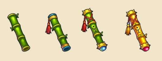 Gunny cập nhật vũ khí mới WOW Thánh Gióng