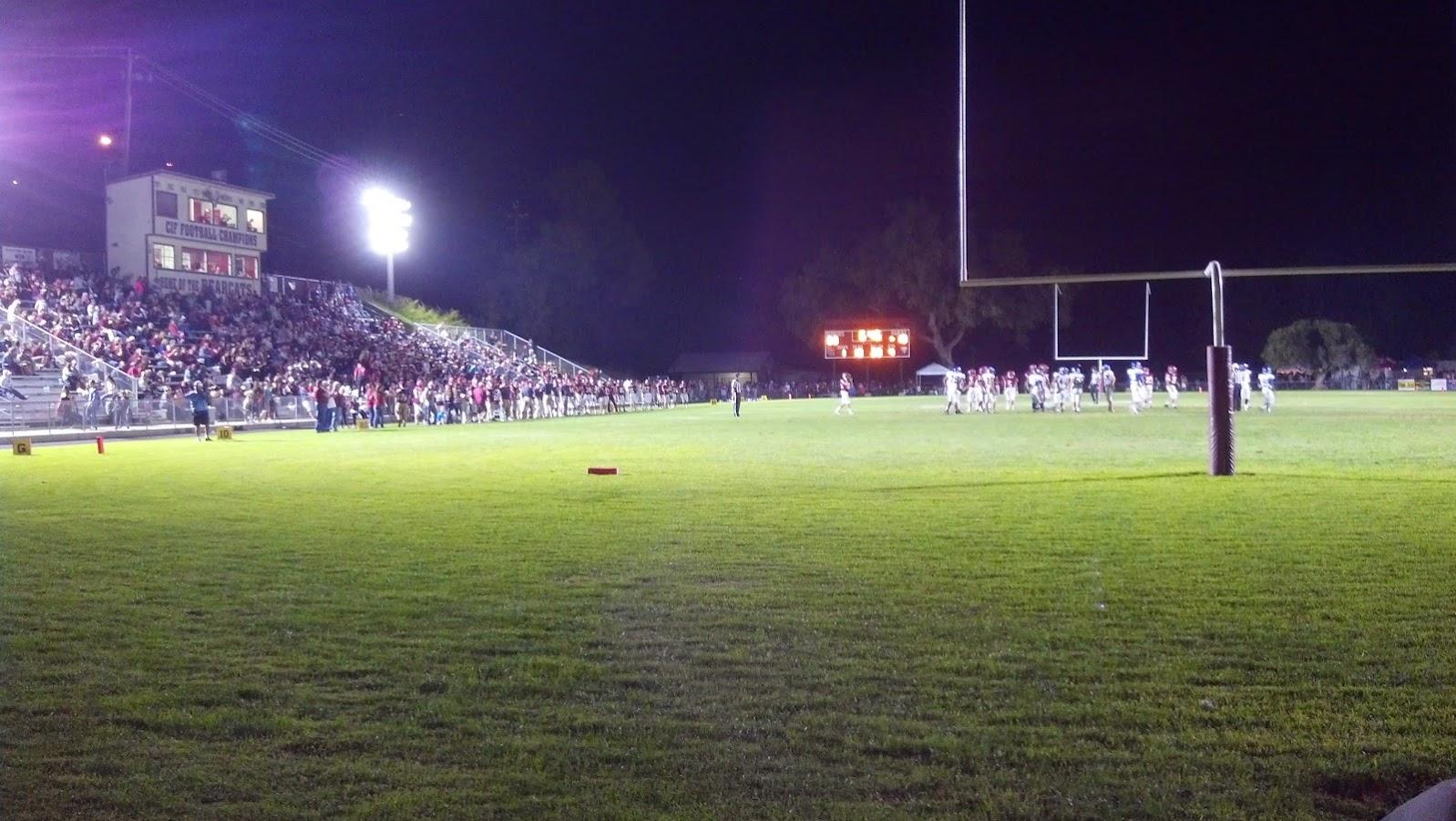 War Memorial Stadium - Paso Robles