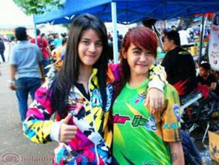 Joki Drag Cantik asal Surabaya