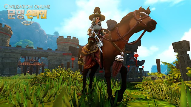 Cận cảnh gameplay của Civilization Online 3