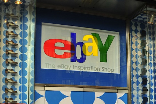 New eBay Inspiration Shop in New York | QR Code and Mobile Tech at Work...Finally