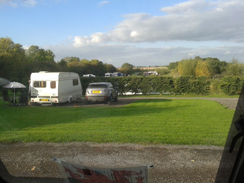 Camping  at Waterloo Farm Leisure
