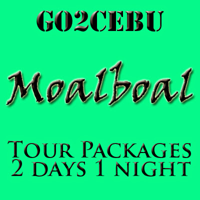 Moalboal Beach Adventure in Cebu Tour Itinerary 2 Days 1 Night Package