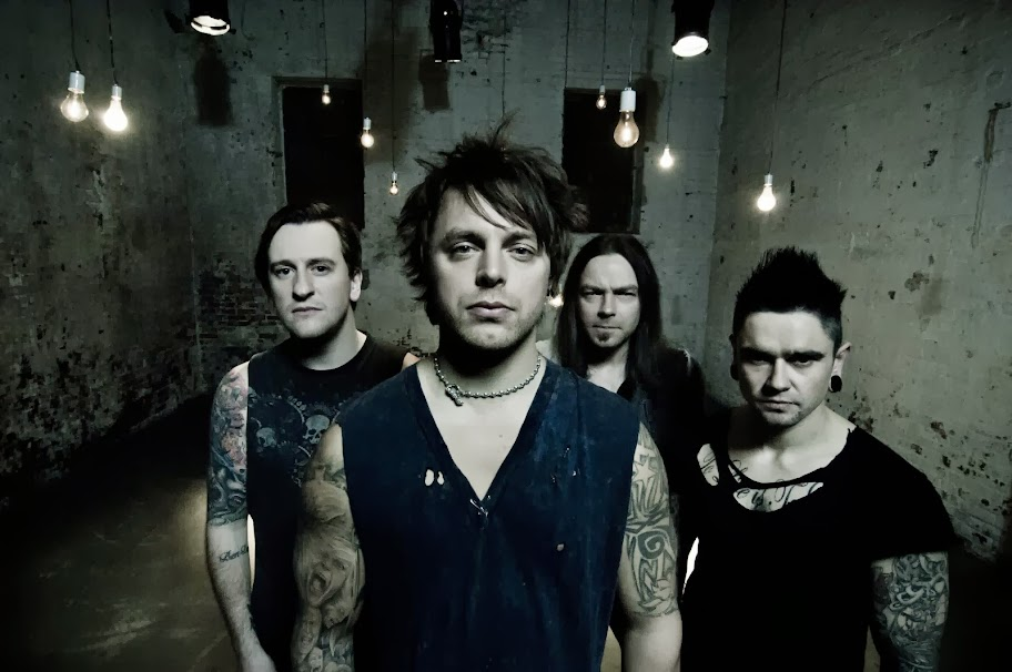 Bullet For My Valentine Asking Alexandria in PULP 2014  Bullet For My Valentine  Asking Alexandria in PULP 2014