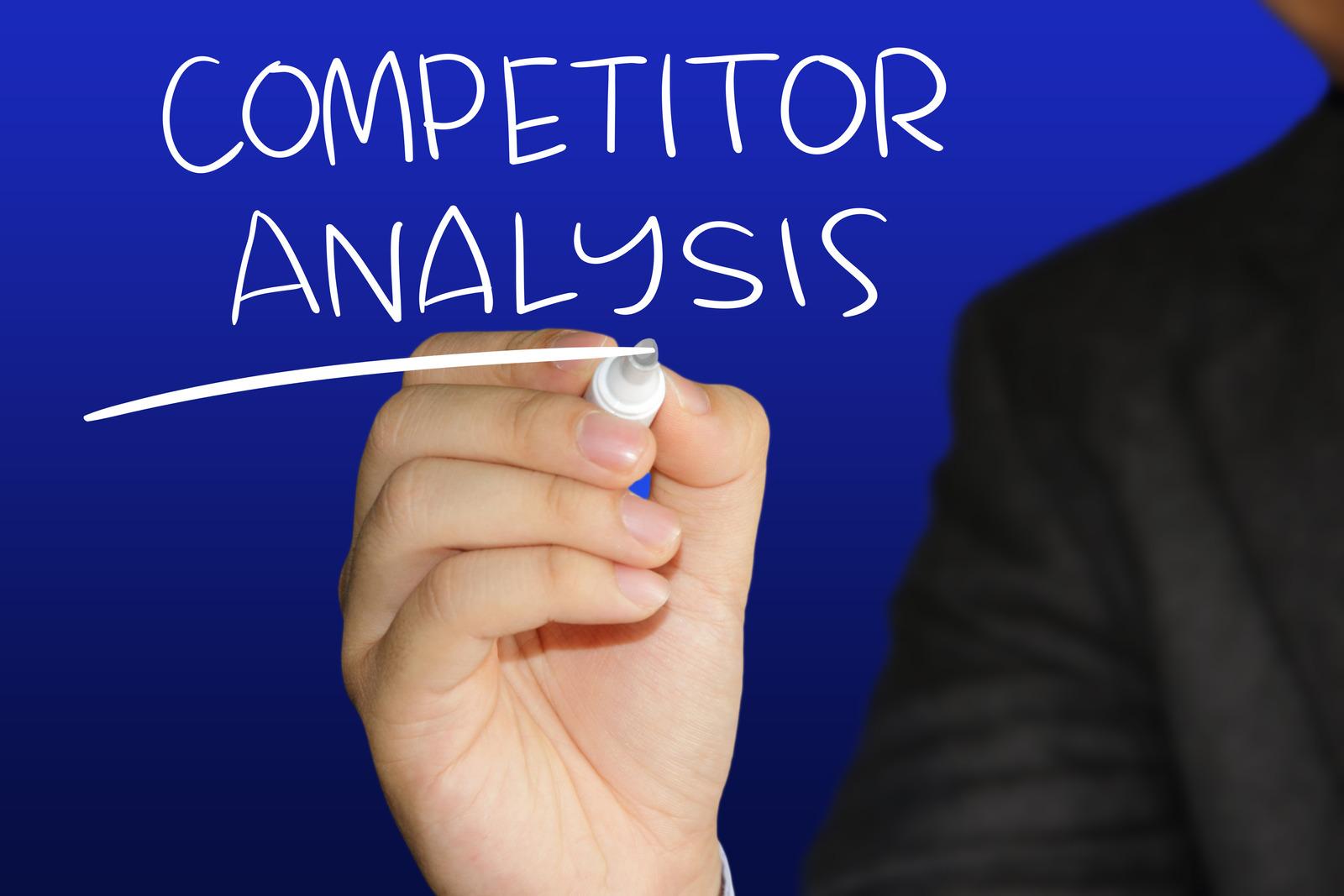 digital marketing plan digital marketing competitors