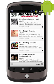 Audio Ad Android App