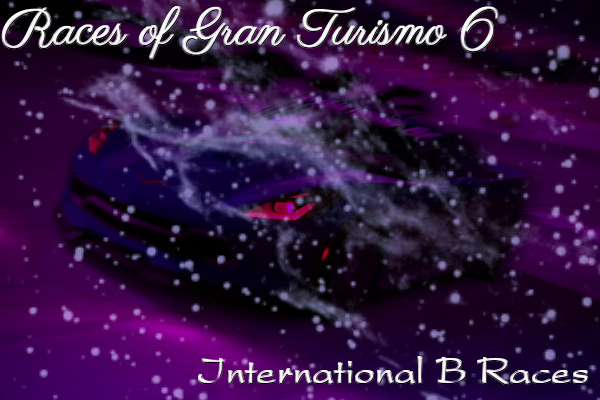 Gran Turismo 6 International-B
