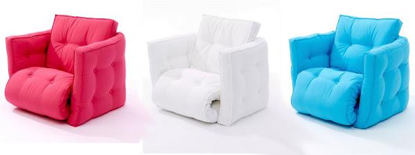 Cama sillón