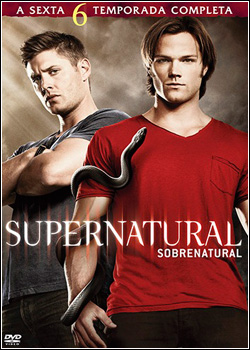 KPAKPSKPASKP Supernatural 6ª Temporada Dublado RMVB + AVI