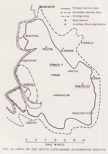 Radiophone coverage 1959