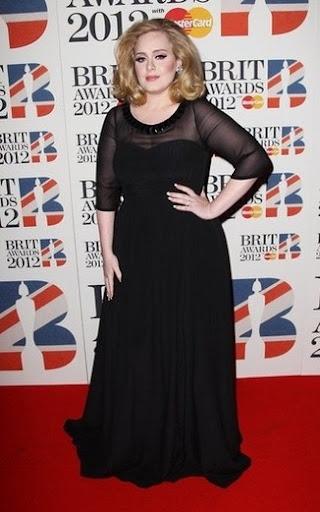 Красная дорожка Brit Awards 2012